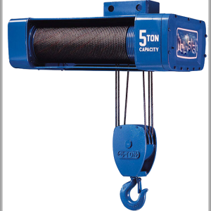 Electric Wire Rope Chain Hoist