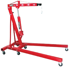 Mechanical and Hydraulic Engine Cranes
