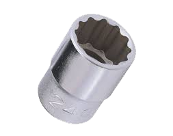 12 Point Hand Socket