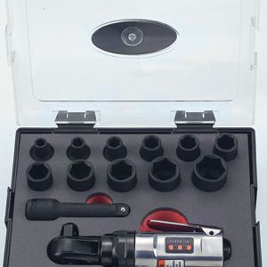 13pc impact wrench socket set force tools