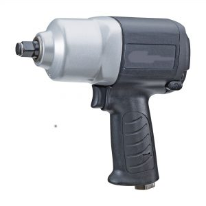 Impact wrench with grip